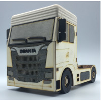 Scania Holz LKW OHNE Anhänger..........